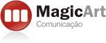 Logotipo MagicArt Comunica��o