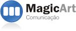 Logomarca MagicArt Comunicação